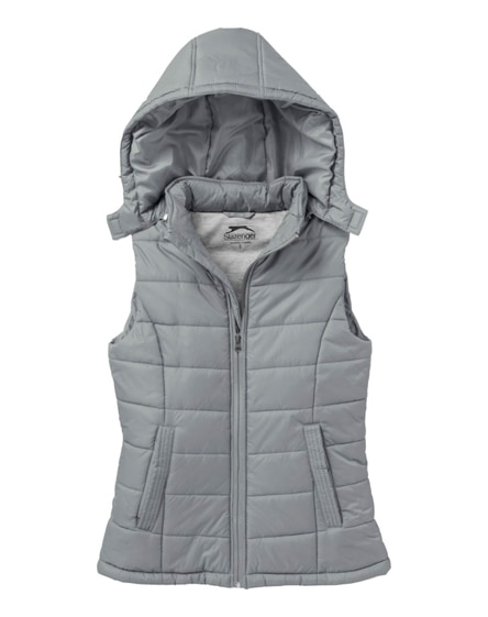 branded mixed doubles ladies bodywarmer
