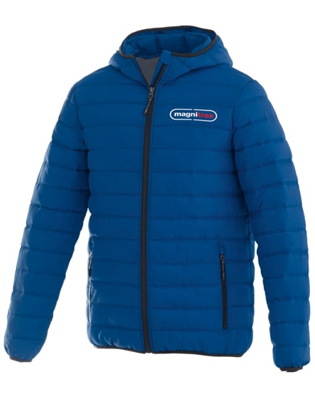 branded norquay insulated jacket