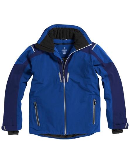 branded ozark insulated jacket