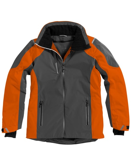 branded ozark insulated ladies jacket