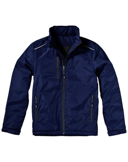 branded smithers fleece lined jacket