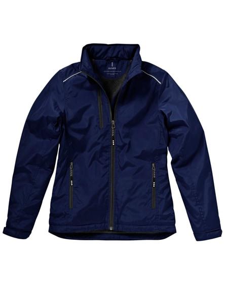 branded smithers fleece lined ladies jacket