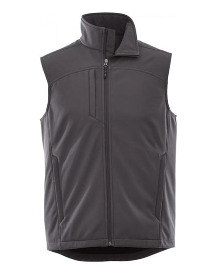 branded stinson softshell bodywarmer