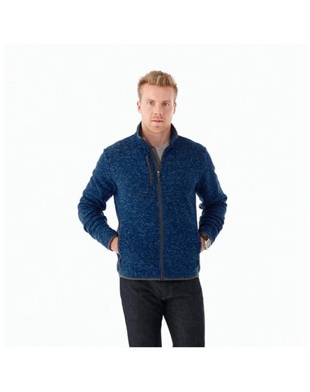 branded tremblant knit jacket