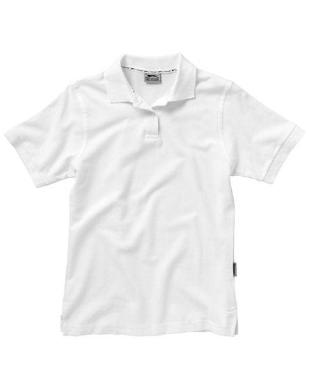branded forehand short sleeve ladies polo