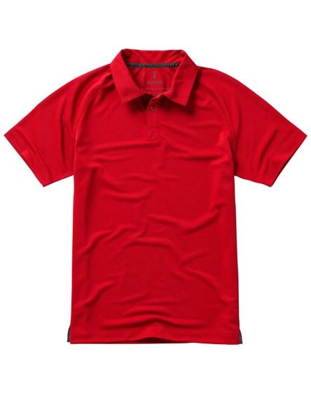branded ottawa short sleeve men's cool fit polo