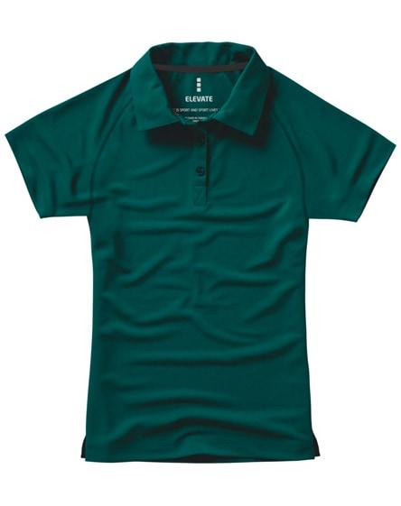 branded ottawa short sleeve women's cool fit polo