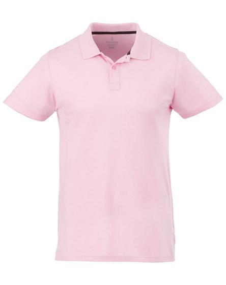branded primus short sleeve men's polo