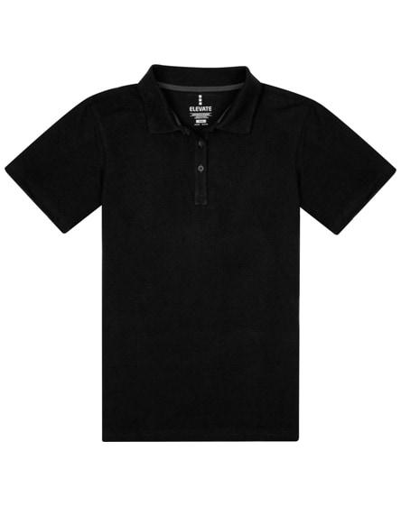 branded primus short sleeve women's polo