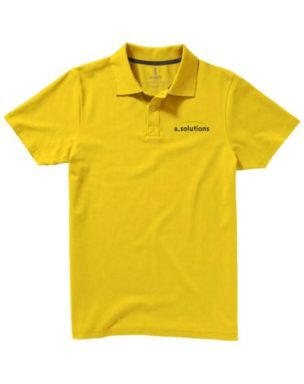 branded seller short sleeve men's polo