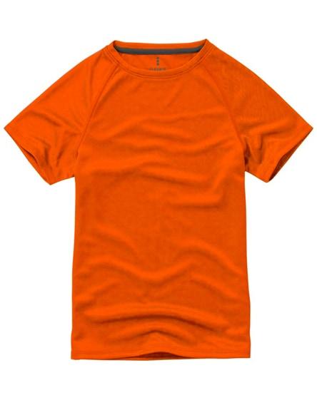 branded niagara short sleeve kids cool fit t-shirt
