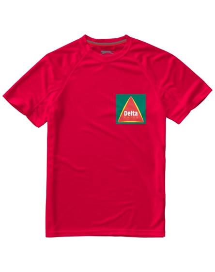 branded serve short sleeve men's cool fit t-shirt