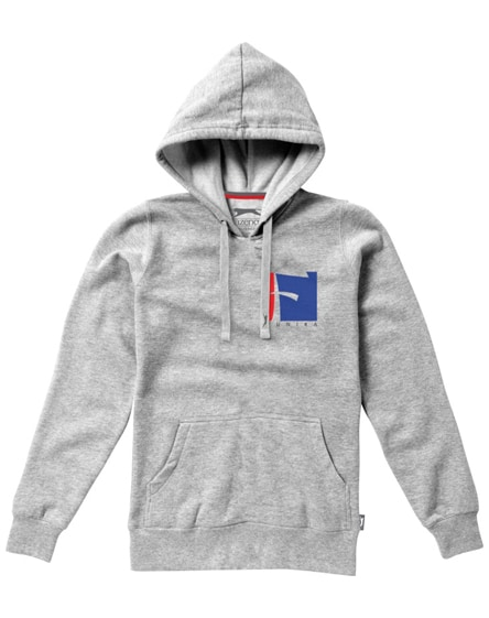 branded alley hooded ladies sweater