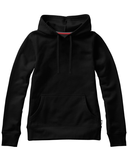 branded alley hooded sweater