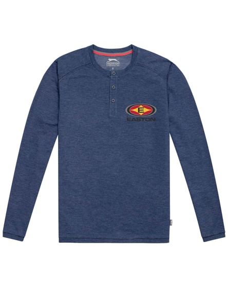 branded touch long sleeve shirt