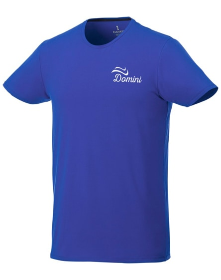 branded balfour short sleeve men's organic t-shirt