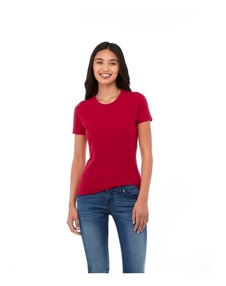 branded balfour short sleeve women's organic t-shirt