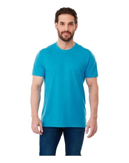 branded jade short sleeve men's recycled t-shirt