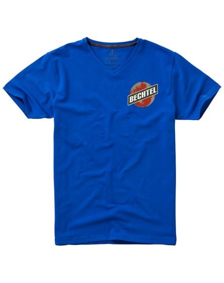 branded kawartha short sleeve men's organic t-shirt