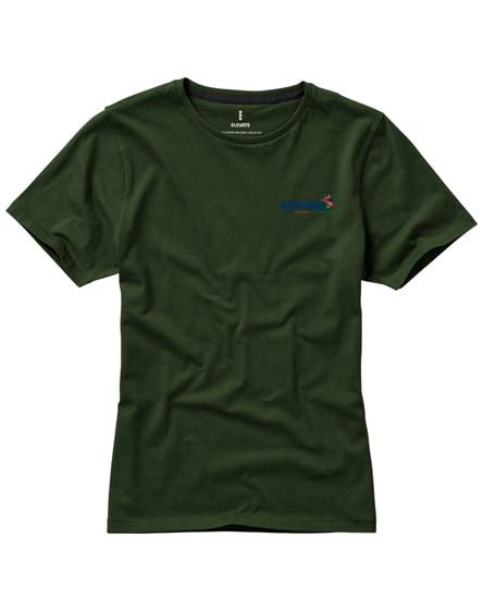 branded nanaimo short sleeve women's t-shirt