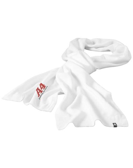 branded mark scarf