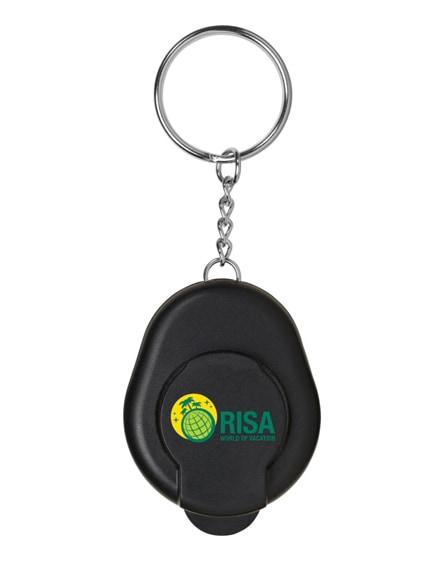 branded cappi bottle opener key chain