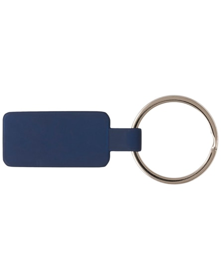 branded tokyo metal keychain