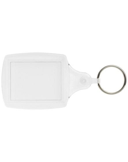 branded vosa a6 keychain with plastic clip