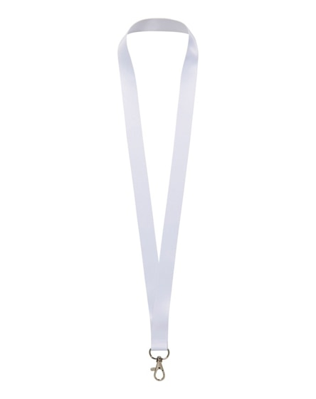 branded lana sublimation lanyard -double side