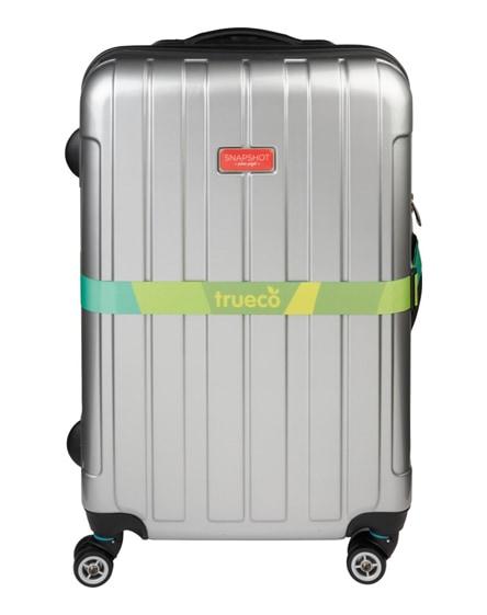 branded luuc sublimation luggage belt