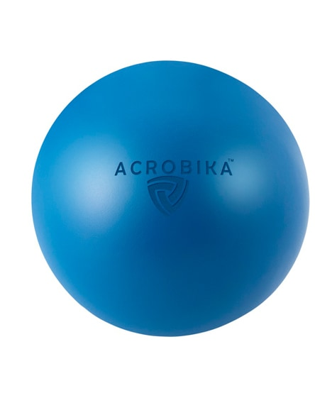 branded cool round stress reliever