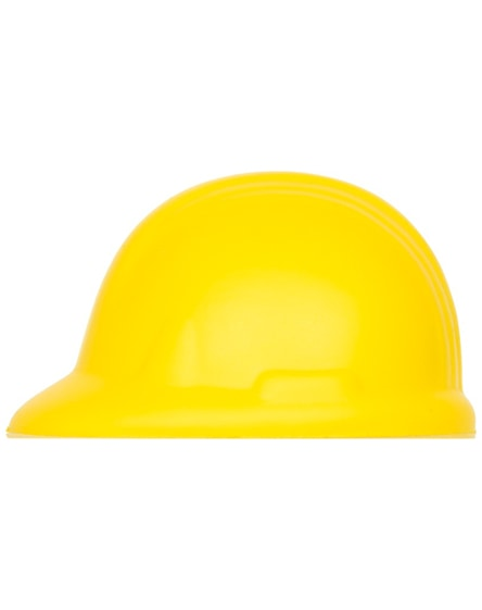branded sara hard hat stress reliever
