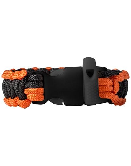 branded elliott emergency paracord bracelet