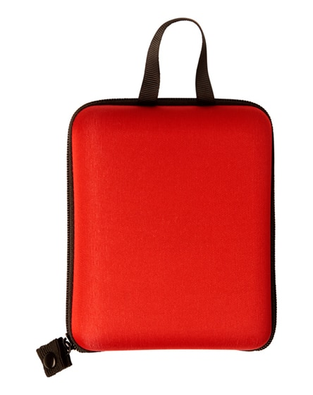 branded healer 16-piece first aid kit