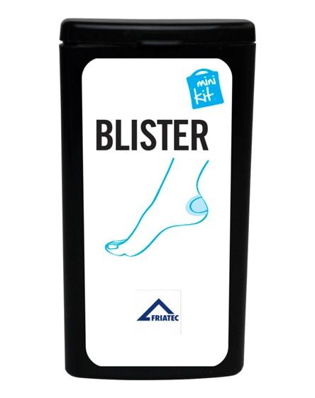 branded minikit blister plasters