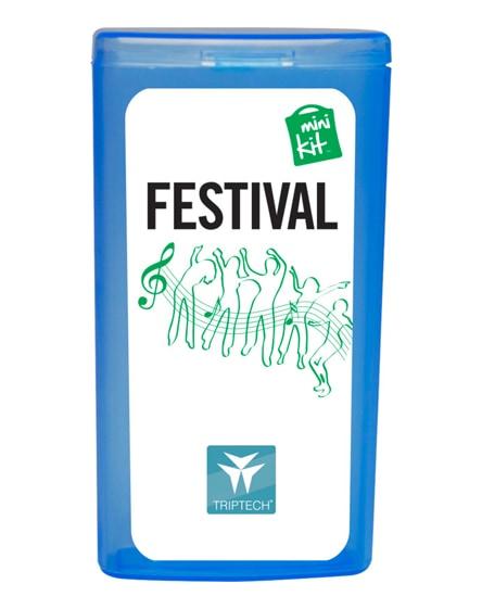 branded minikit festival set