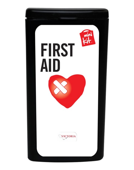 branded minikit first aid