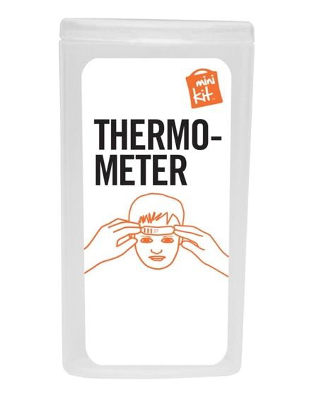branded minikit thermometer