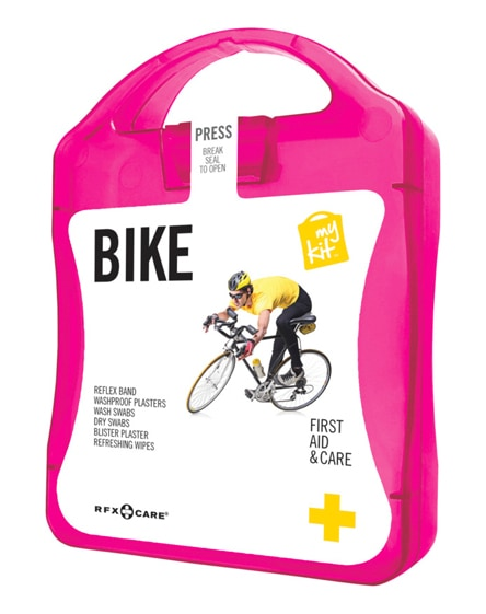 branded mykit bike first aid kit