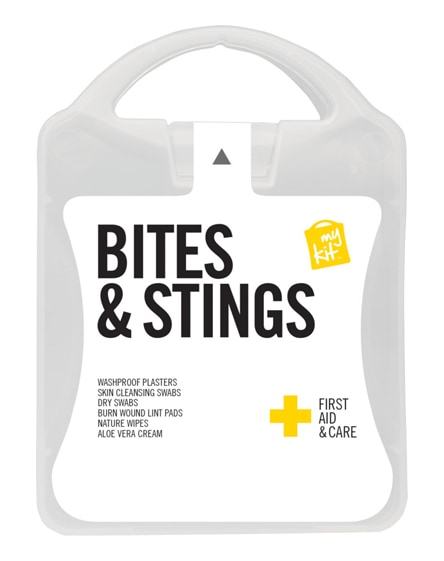 branded mykit bites & stings first aid