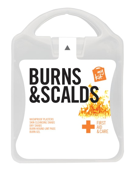 branded mykit burns & scalds first aid