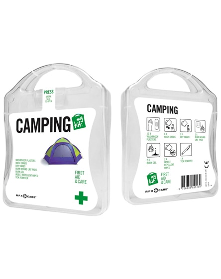 branded mykit camping first aid kit