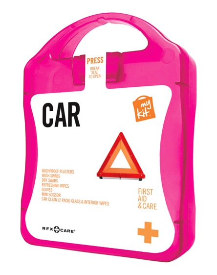 branded mykit car first aid kit