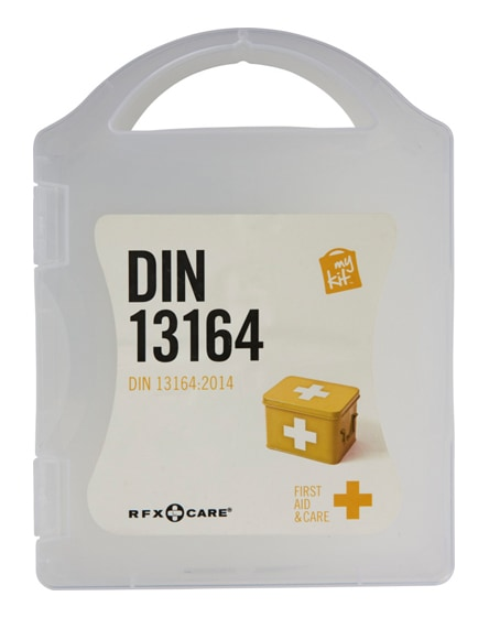 branded mykit din first aid kit