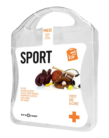 branded mykit sport first aid kit