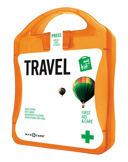 branded mykit travel first aid kit