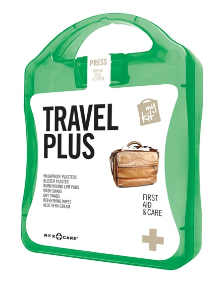 branded mykit travel plus first aid kit