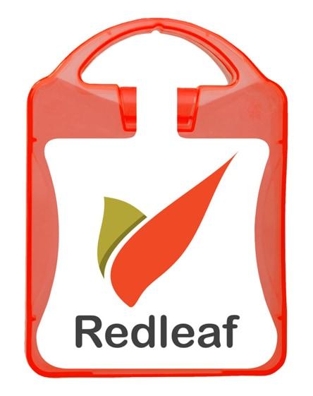 branded mykit walking first aid kit