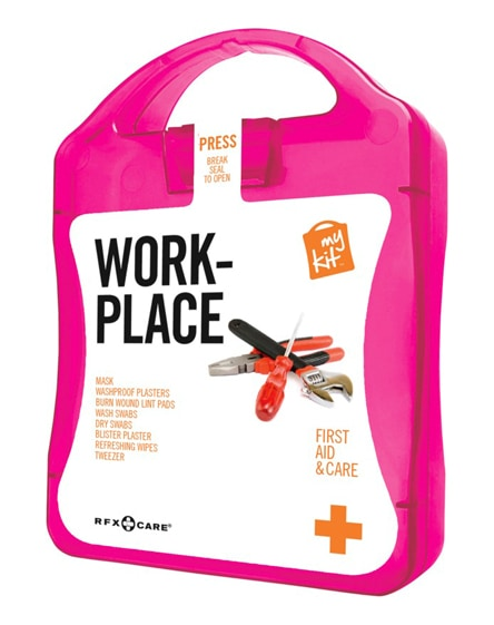 branded mykit workplace first aid kit