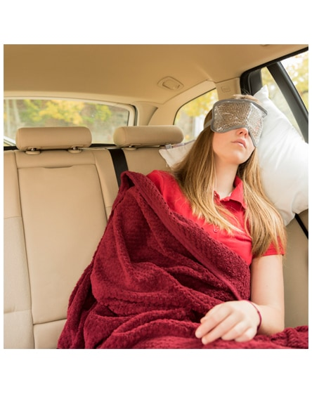 branded bluff hot and cold reusable gel eye mask